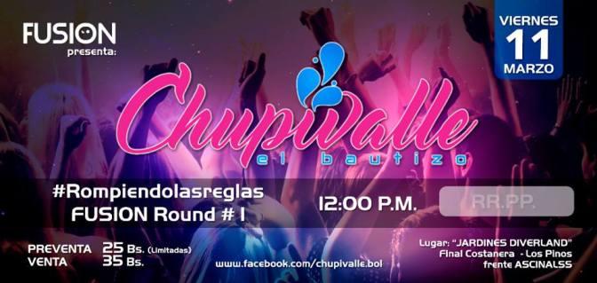 27. Jóvenes Sin Ideales en la Chupivalle 2016
