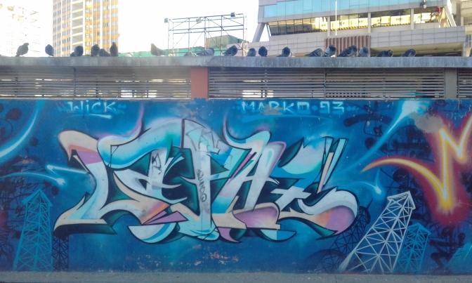 41. Paredes Que Hablan: Grafitis de La Paz City