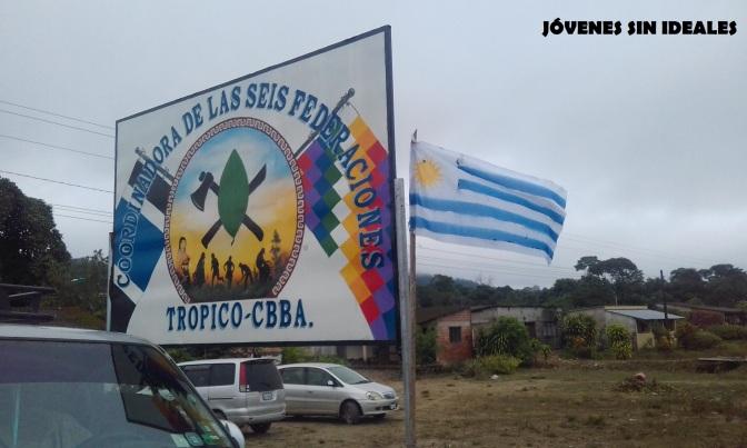42. Pepe Mujica en la Sede de las Seis Federaciones del Trópico de Cochabamba
