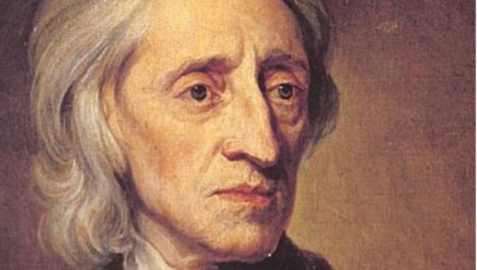 58. The Concept of Private Property According To John Locke