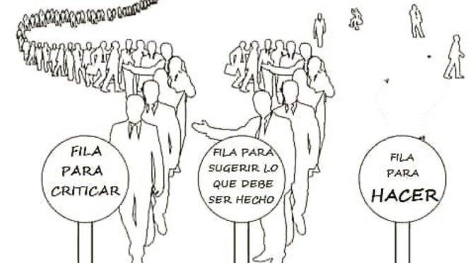 63. Cinco Reacciones Ante la Falta de Agua en la Ciudad de La Paz
