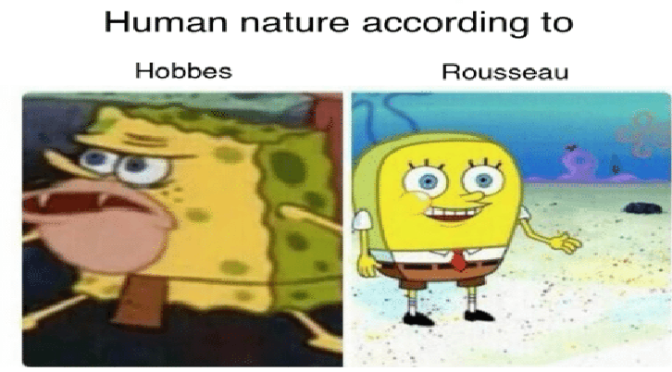 66. Rousseau and the Human Nature