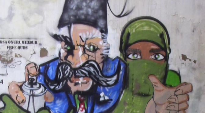 79. Paredes que Hablan: Graffitis de Istanbul